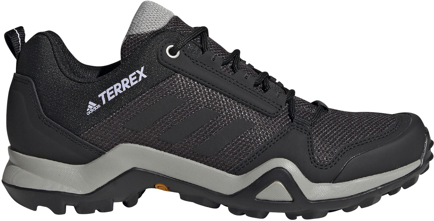 adidas TERREX AX3 Wandelschoenen Dames, dgh solid greycore blackpurple tint
